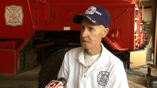 Investigators Searching For Washington County Arsonist