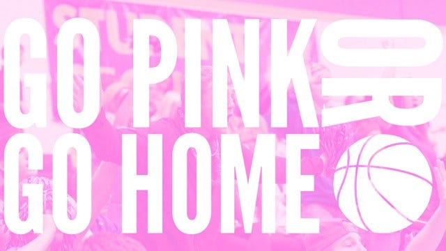 NEO Women Host Annual Pink Basketball Game