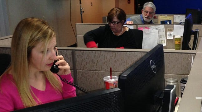 News On 6 Phone Bank Open For Health Insurance Questions