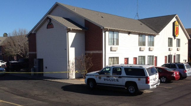 Police Investigate Fatal Shooting At East Tulsa Motel