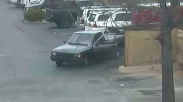 Police Release Surveillance Images Of Stolen Church Trailer