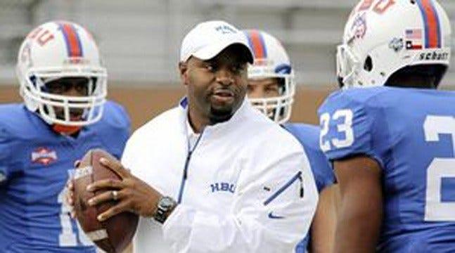 TU Football: Montgomery Names New CB Coach