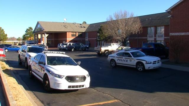 Police: Former Sheriff's Deputy Arrested In East Tulsa Motel Homicide