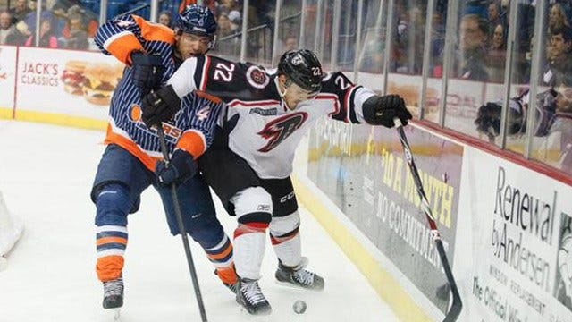 Tulsa Oilers Set To Host Brampton Beast