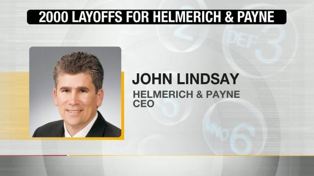 Despite Profit, Tulsa Oil Company To Lay Off 2,000 Employees