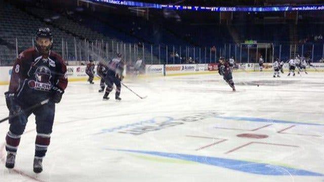 Jubinville Helps Lead The Oilers Past Brampton