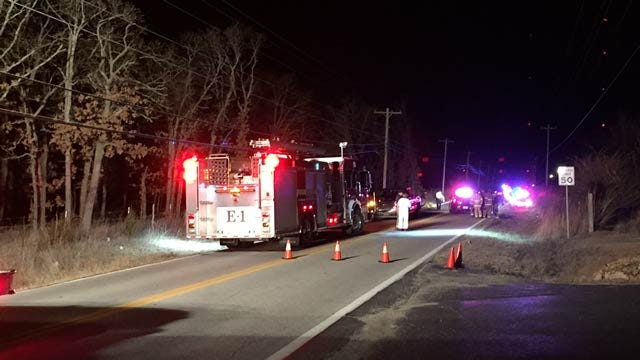 OHP: Sand Springs Man Stuck, Killed Walking On Osage County Highway
