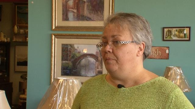 Tulsa Police Offer Parking Lots As Safe Haven For Online Exchanges