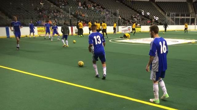 Tulsa Revolution Gets Smashed By Chicago Mustangs