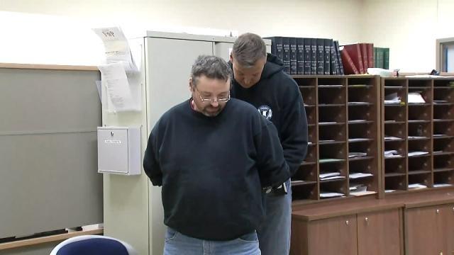 Deputies Arrest Man Connected To Port Of Catoosa Bomb Threat