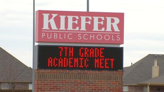 Henryetta, Kiefer Schools Close Due To Student Illnesses