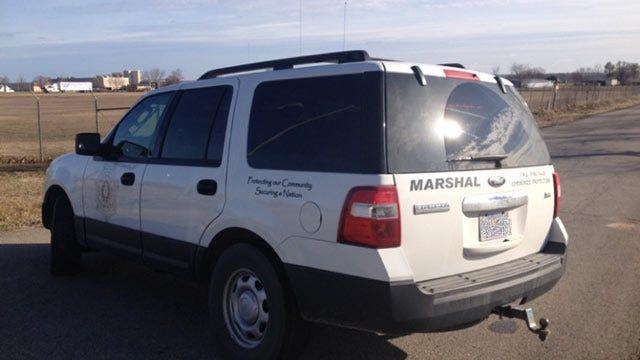 Sheriff: Cherokee Nation Deputy Marshal Surrenders After Sallisaw Standoff