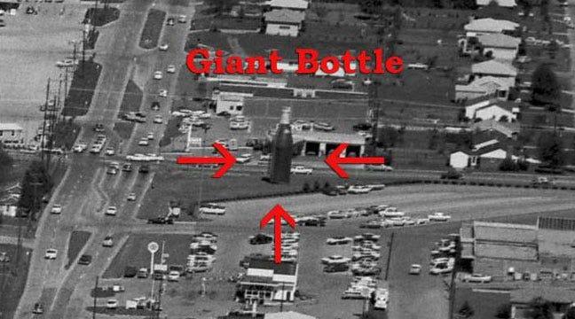 Tulsa Historical Society: Help Solve The Giant Bottle Mystery