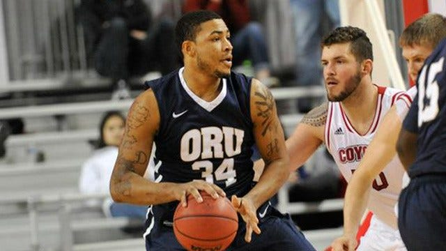 After Making Up 11 Points, ORU Snags 1-Point Win Over South Dakota