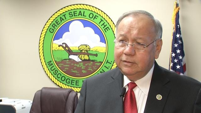 Tribe Boosting Oklahoma Economy With Nearly $1 Billion Investment, Creek Chief Says