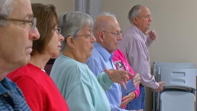 Creek County Offers 'Better Balance' Class To Prevent Falls