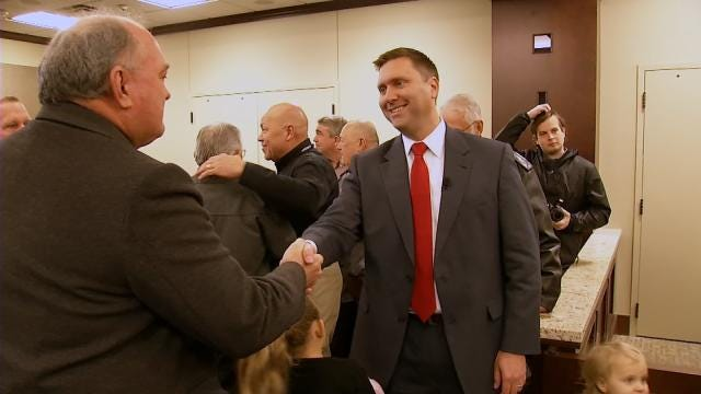 New Rogers County DA Sworn In; Promises Change