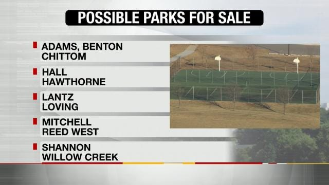 City Of Tulsa Looking To Sell Old, Unused Parks