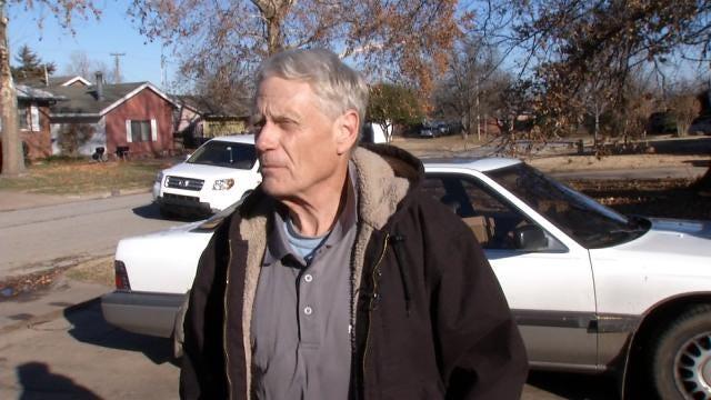 Determined Homeowner Helps Tulsa Police Capture Burglar