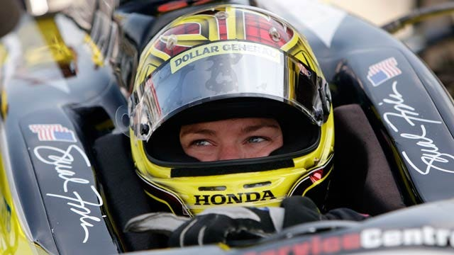 Drivers Start Your Engines: Popular Racer Sarah Fisher Returns To The Track For Chili Bowl Nationals