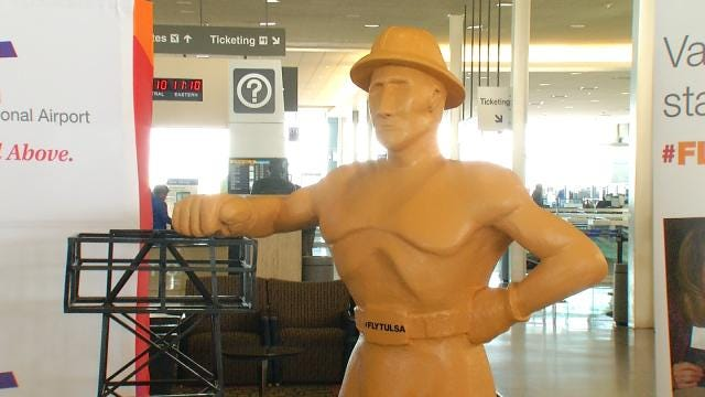 Tulsa International Airport Launches New Promotional Campaign