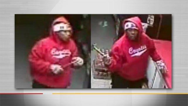 Tulsa Police Look For Grocery Store Burglar
