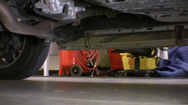 Police Investigate Theft Of Car Parts Around Tulsa