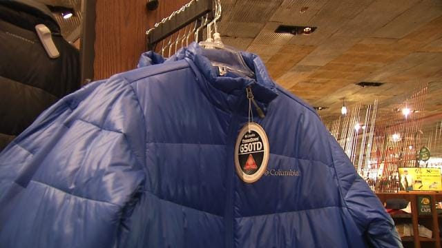 Putting It To The Test: Coats With NASA Technology