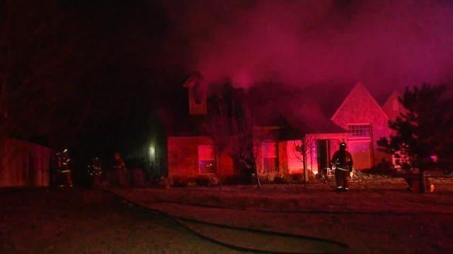Cause Of Verdigris House Fire Under Investigation