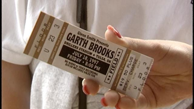 Garth Brooks Excited To See What Happens At Tulsa Concerts