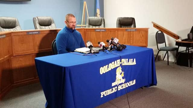 Oologah Superintendent Blames Health Department For 'Confusion And Fear'