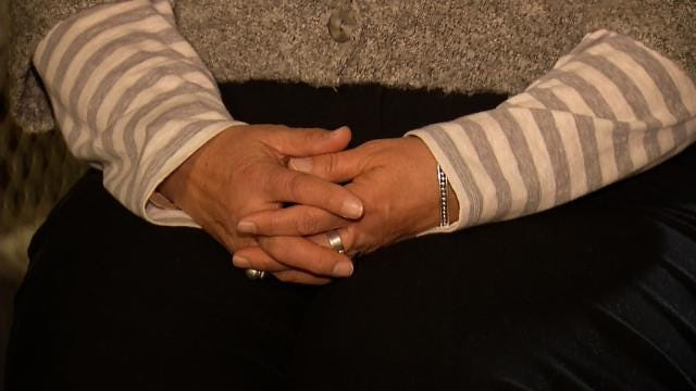 Tulsa Carjacking Victim Says She Relives Crime Over And Over