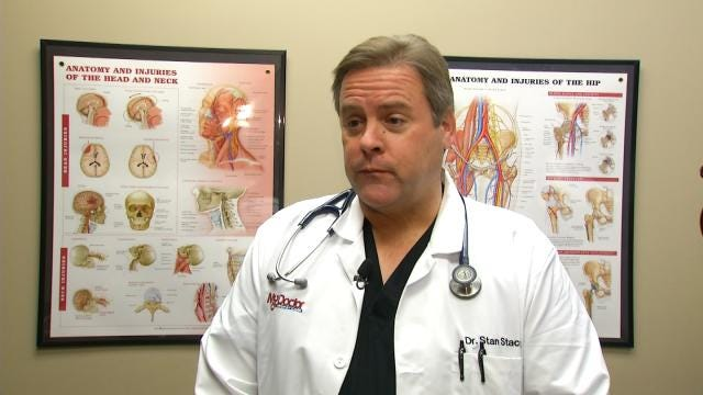 Tulsa Doctor: Number Of Flu Deaths 'Not Out Of The Ordinary'