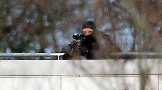 Gunmen Killed In Dramatic Climax To Standoff Outside Paris