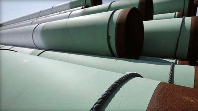 House Overwhelmingly Approves Keystone XL Pipeline