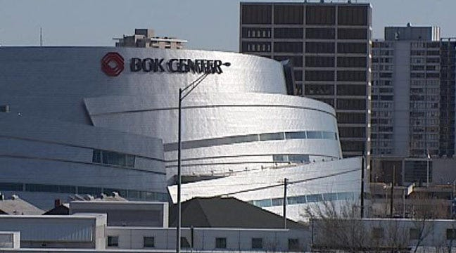 Tulsa Lists Parking, Traffic Info For Garth Brooks' Concerts At BOK Center