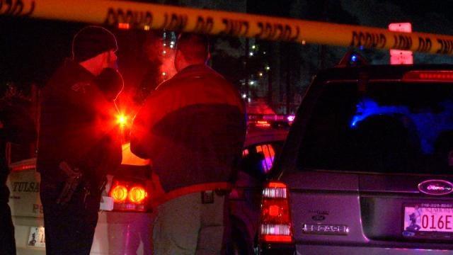 Tulsa Police: Security Guard Shoots, Kills Man Who Tried To Run Him Down