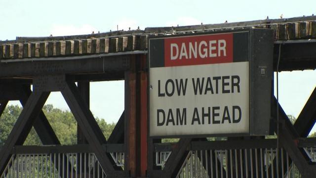 Arkansas River Low-Water Dams May Not Make November Ballot
