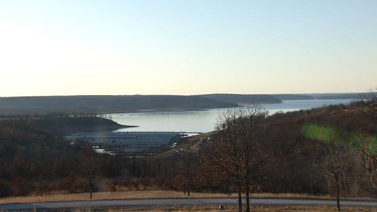 For First Time In Five Years, Skiatook Lake Level Hits Normal