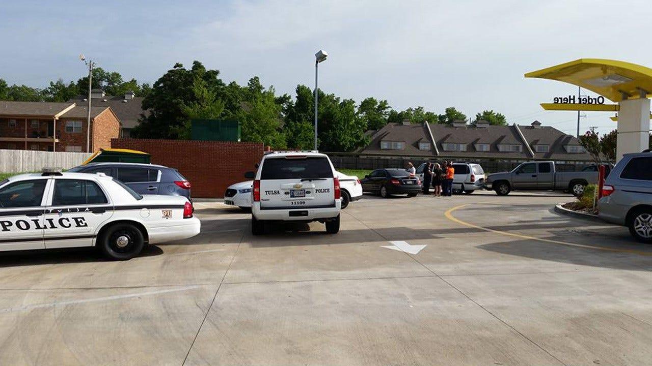 Tulsa Police: Motorcycle Rider Run Down By Ex-Girlfriend In Minivan