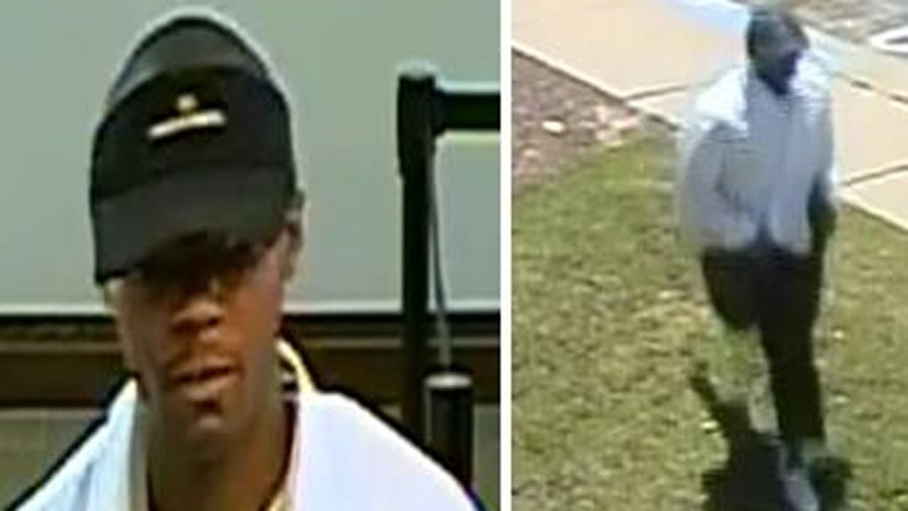 Tulsa Police Still Searching For Armed Bank Robber