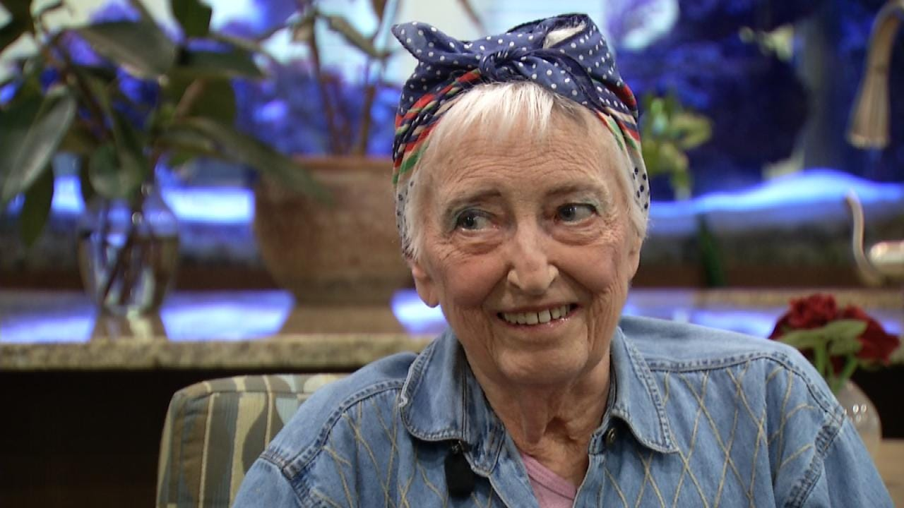 Tulsa Woman Re-Enacts The Decades At Broadmoor Retirement Center