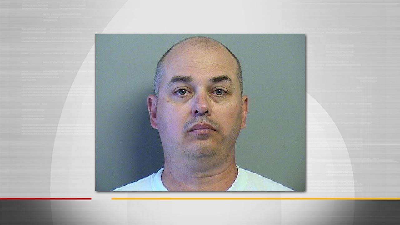 Tulsa Man Arrested For Child Pornography