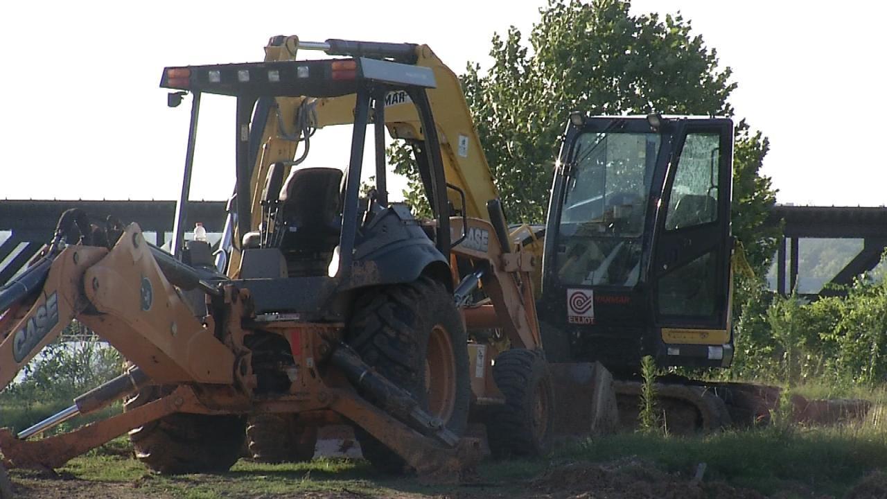 Stretch Of Tulsa's Riverside Drive Closes Until 2017