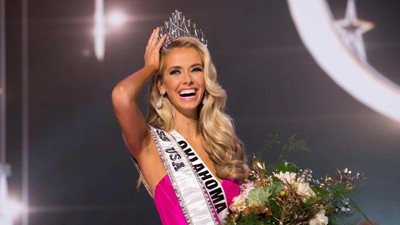 Tulsa Woman Wins Miss USA