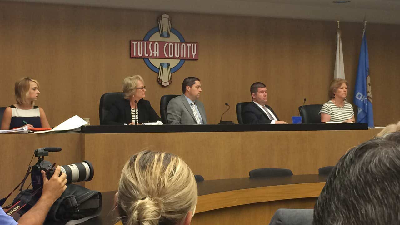 Commissioners Uphold Legal Help For Tulsa County Sheriff Stanley Glanz