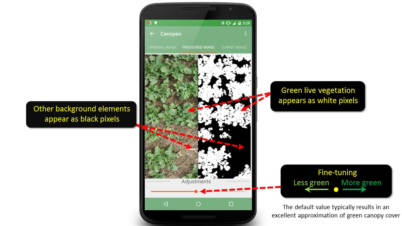 Oklahoma State University Releases Crop Analysis App
