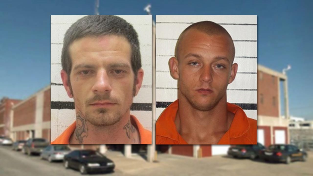 Both Muskogee Inmates Back In Custody After Escape