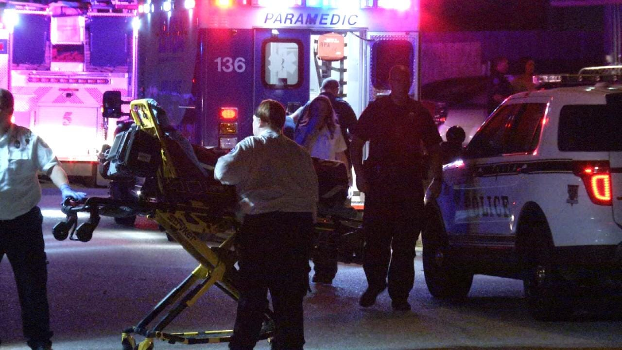 Man, Woman Stabbed In Fight At Tulsa Home