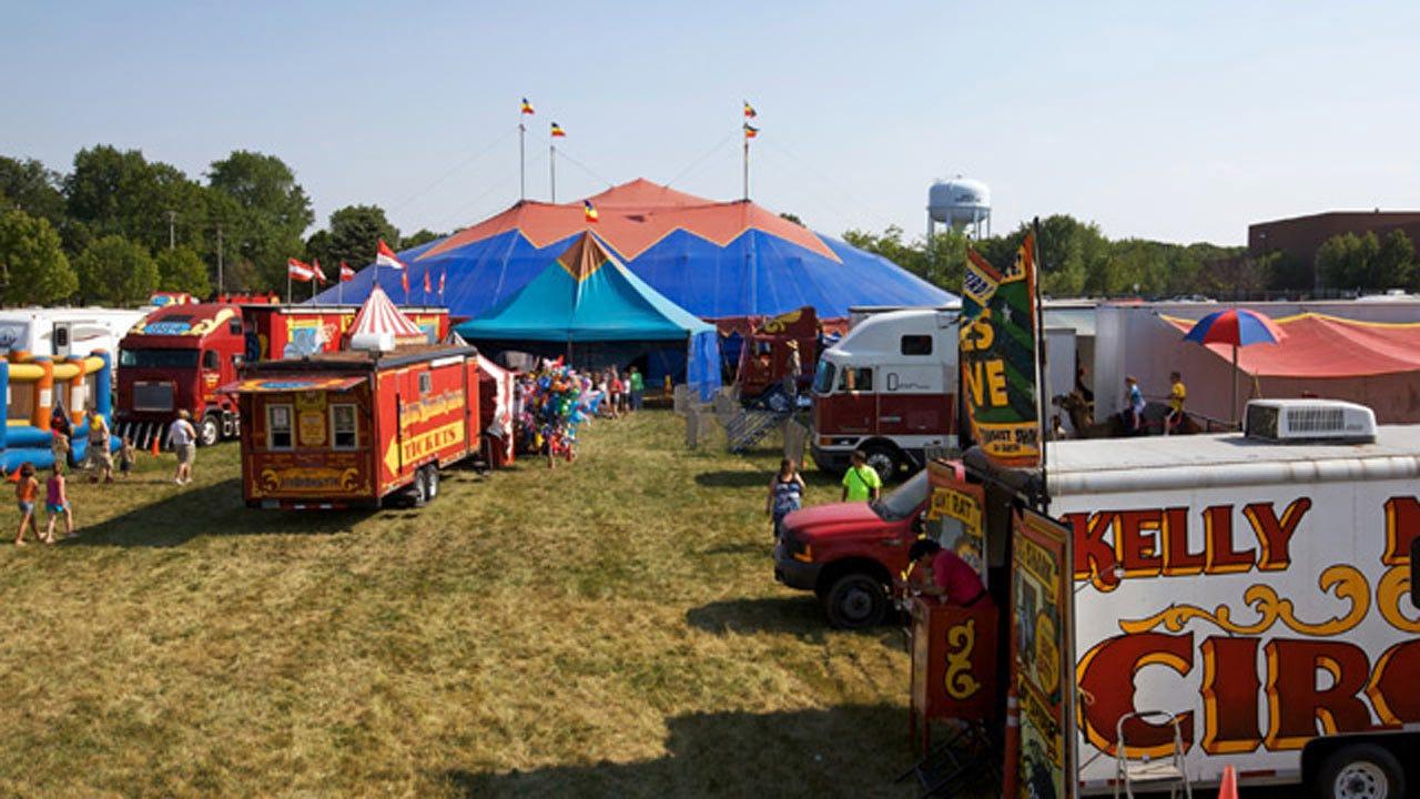 Ohio City Cancels Oklahoma-Based Circus Performances Over Gun Threats